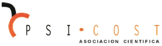 Asociaci�n Cient�fica PSICOST logo